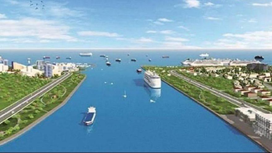 İBB'nin Kanal İstanbul raporu: İklimi de coğrafyayı da değiştirecek