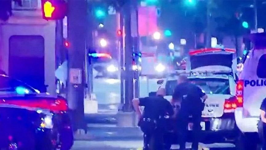 ABD'de silahlı saldırı: 10 yaralı
