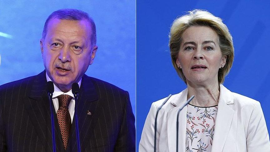 Erdoğan'dan AB ile kritik görüşme!