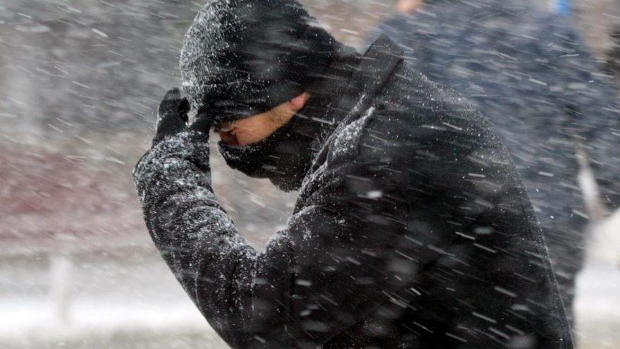 Meteoroloji'den son dakika hava durumu açıklaması | İşte kuvvetli yağmur ve kar yağışı beklenen iller…