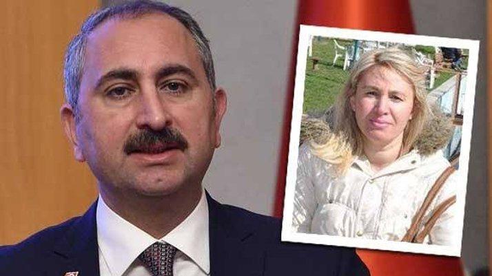 Adalet Bakanı Gül'den Ayşe Tuba Arslan açıklaması