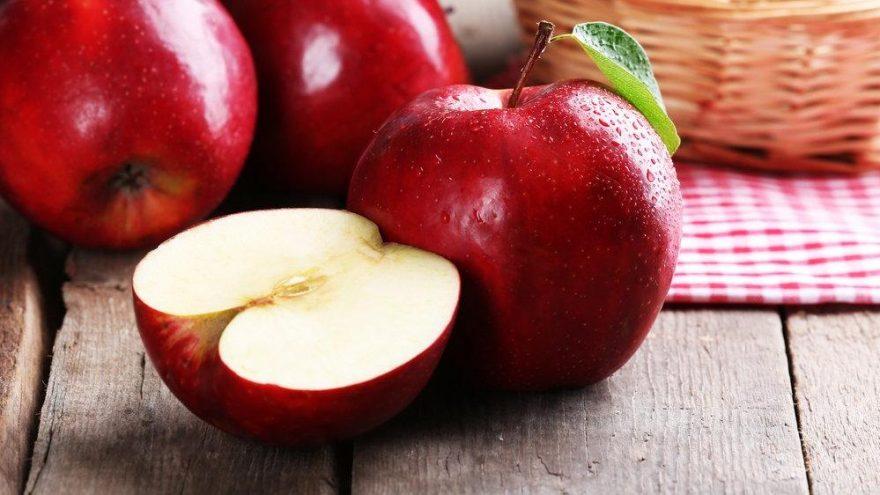 Elma kilo aldırır mı? Elmanın besin değerleri…
