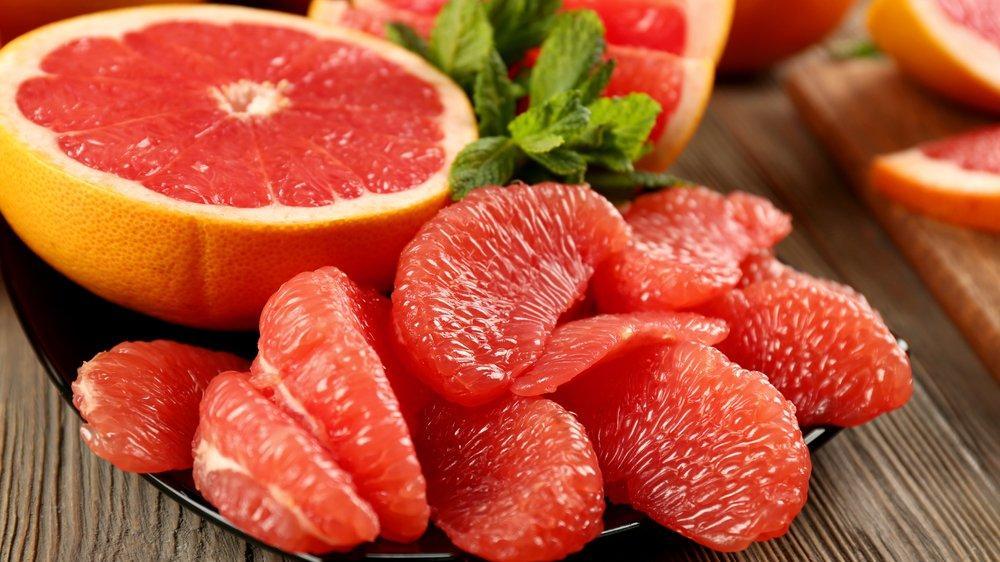 Greyfurt kaç kalori? Greyfurtun besin değerleri ve kalorisi...