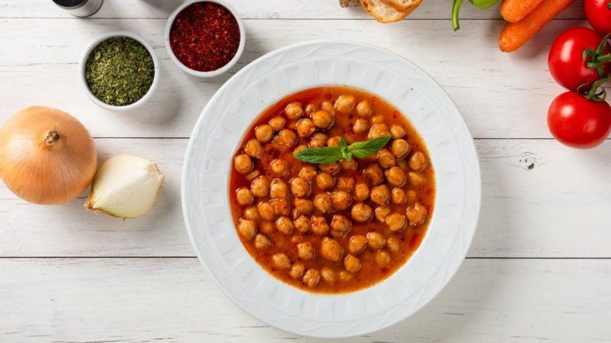 Nohut yemeği tarifi… Nohut yemeği püf noktaları nelerdir?