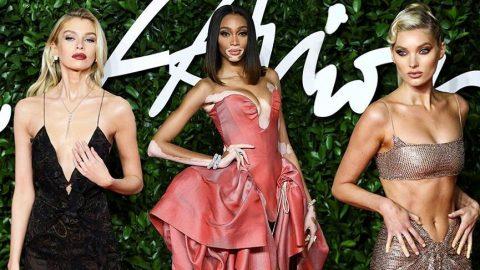 2019 İngiliz Moda Ödülleri/British Fashion Awards sahiplerini buldu