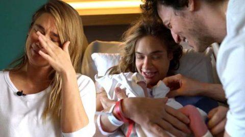Müge Boz gözyaşları içinde anlattı: Bebeğimin kalp atışları düşünce...