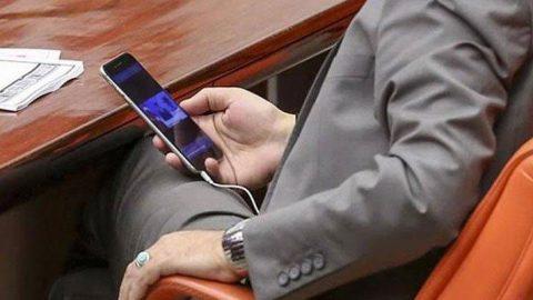Meclis'in 'Alo faturası' faturası...