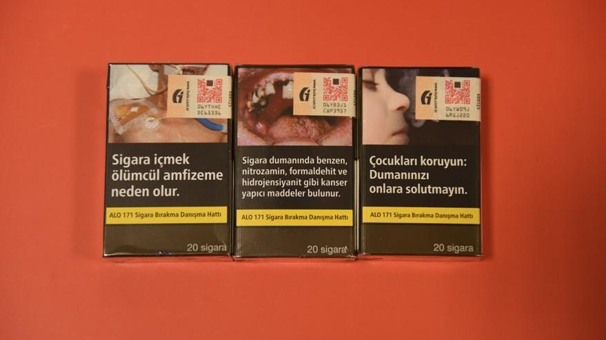 Bakanlık açıkladı! Sigara paketleri değişti