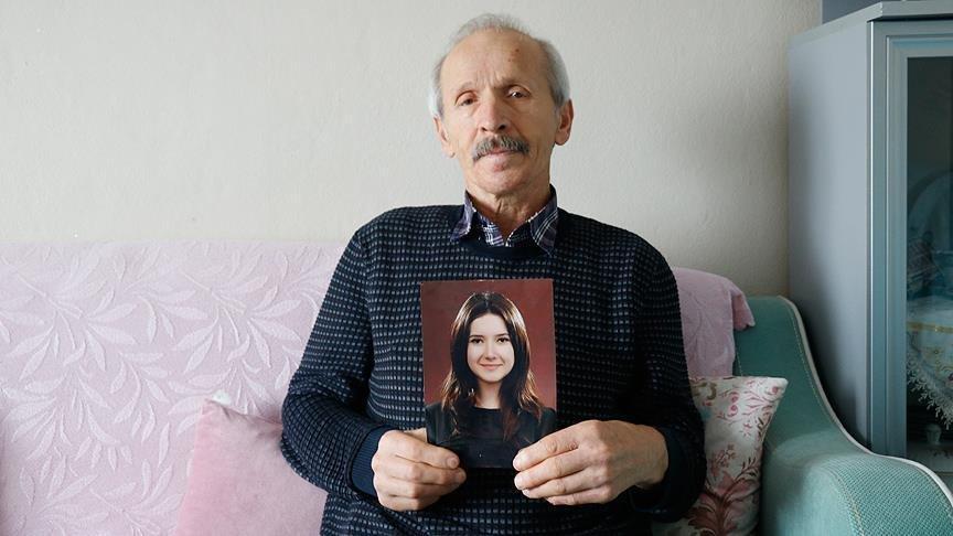 Acılı baba İsmail Çet: Kimse yanmasın
