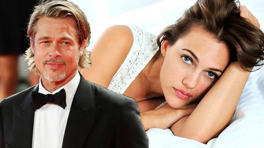 Meryem Uzerli, Brad Pitt'le aynı projede