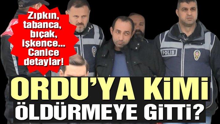 Son dakika: Ceren Özdemir'in katil zanlısından 'neden?' sorusuna akılalmaz yanıt! Ordu'ya kimi öldürmeye gitti?