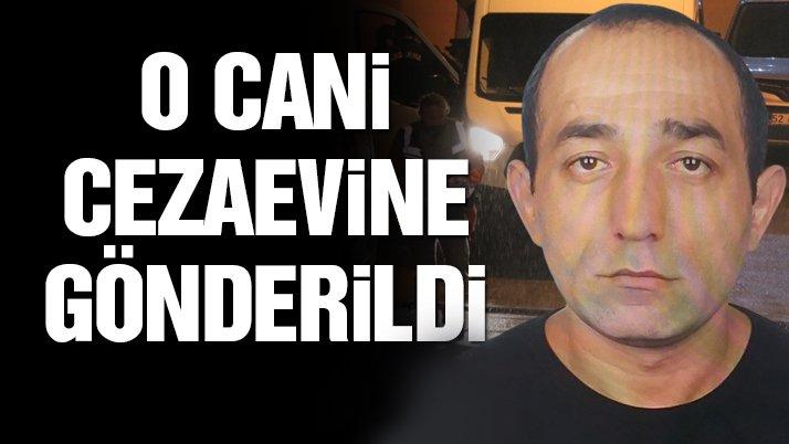 Ceren Özdemir'in katil zanlısı Özgür Arduç Perşembe Efirli F tipi Cezaevine gönderildi
