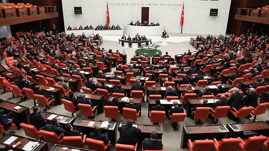 Meclis'e 8 milyon liraya 8'inci lokanta yapılıyor