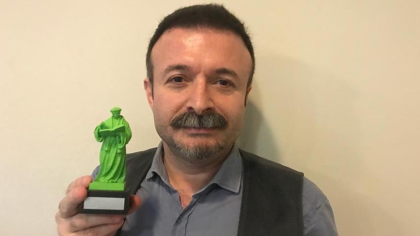 Demirci, 99'uncu ödülünü aldı