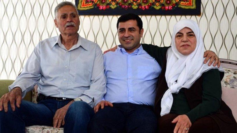 Demirtaş'ın ailesi kaza geçirdi: 9 yaralı