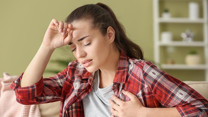 Stres, kadınları kalpten vuruyor!