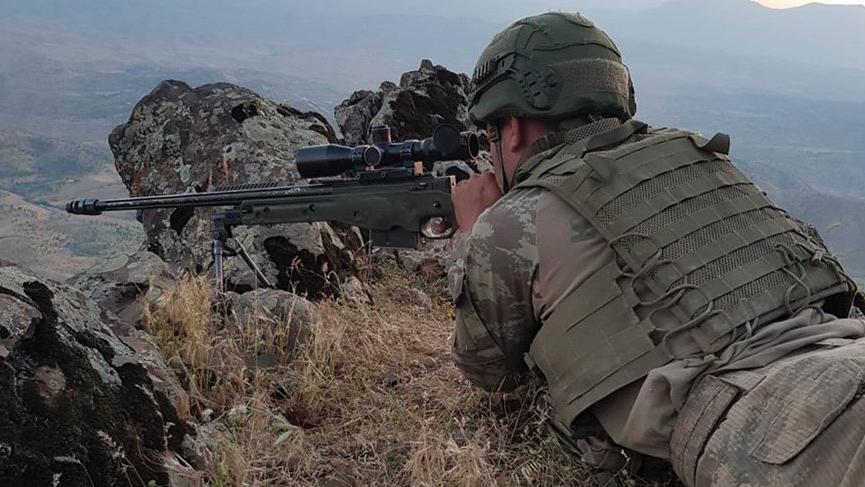 Ağrı'da çatışma: 4 terörist öldürüldü, 5 asker yaralandı