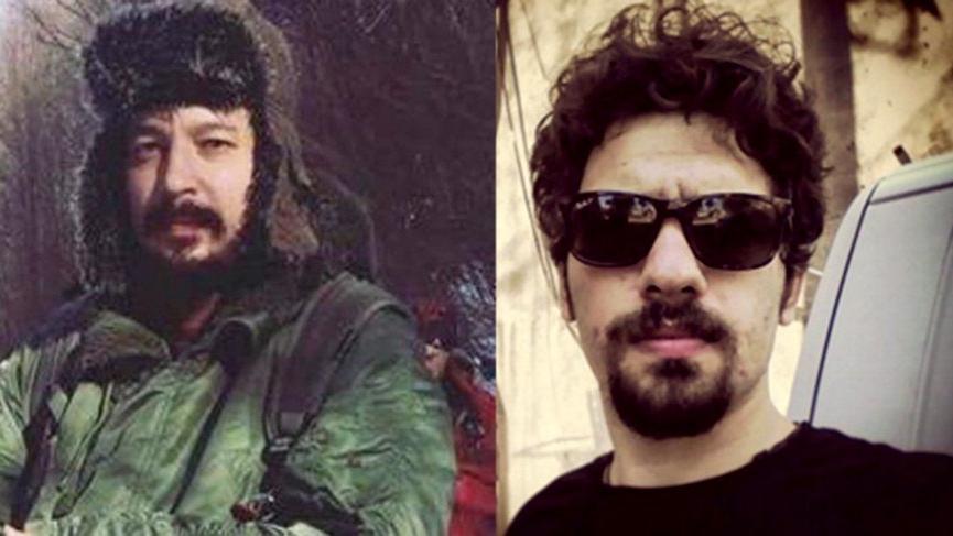 Uludağ'da kaybolan iki dağcının son görüntüleri ortaya çıktı