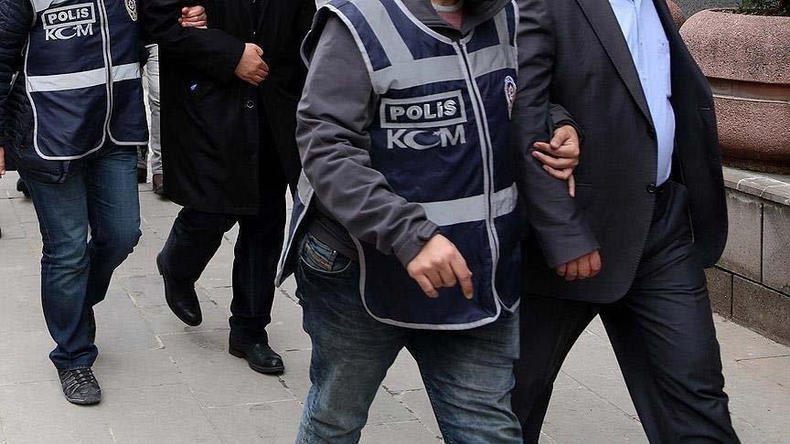 Ankara merkezli 21 ilde FETÖ operasyonu: 35 gözaltı