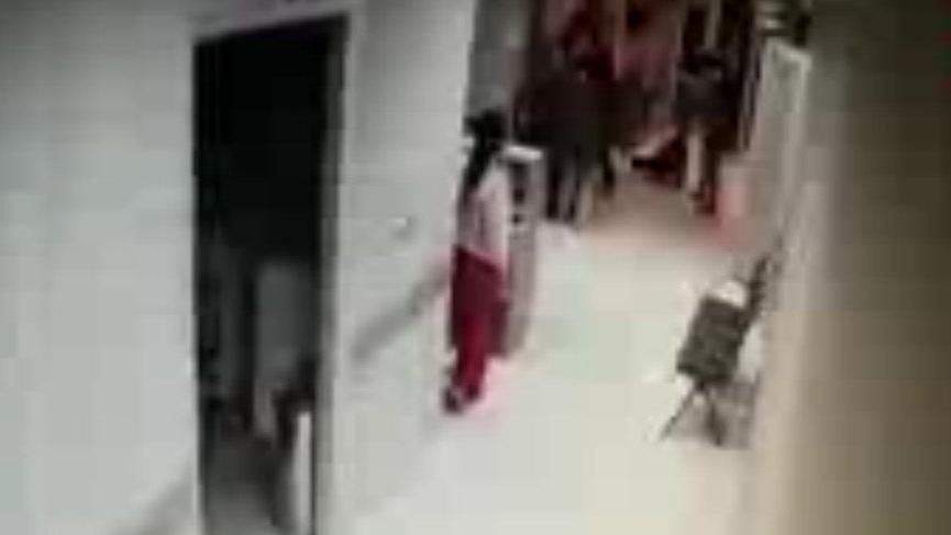 Sağlık görevlisine bıçaklı saldırı