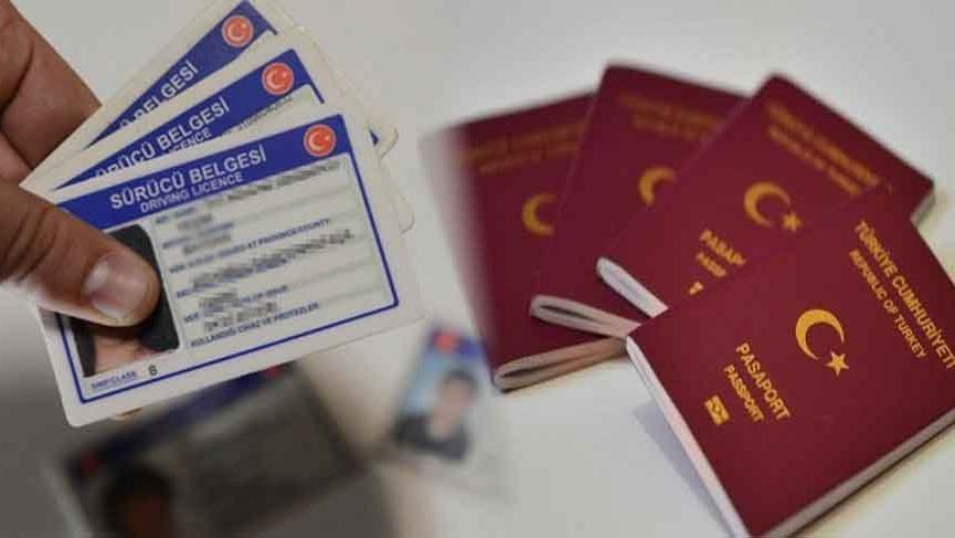 Yeni kimlik, ehliyet ve pasaport yenileme yoğunluğu sonrası resmi açıklama geldi!