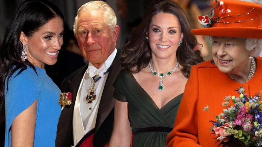 Kraliyet Ailesi'nin genç görünme sırrı ortaya çıktı
