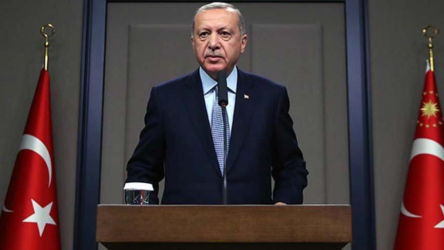 Erdoğan'dan Ceren'in ailesine taziye!