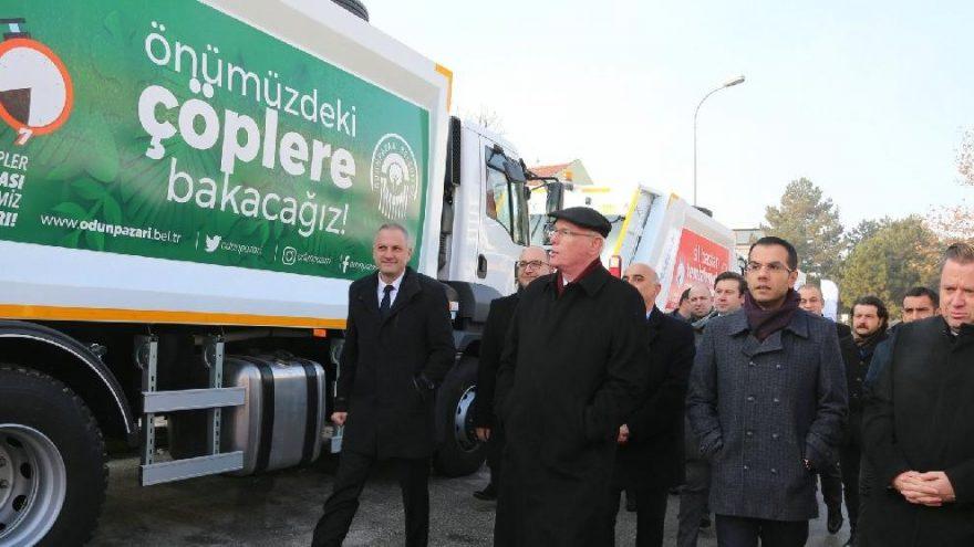 Belediye kendi çöpünü toplayarak tasarruf sağlayacak