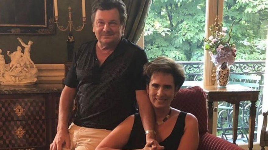 Vedat Milor, bir takipçisine eşi ile ilgili esprili yorum yaptı