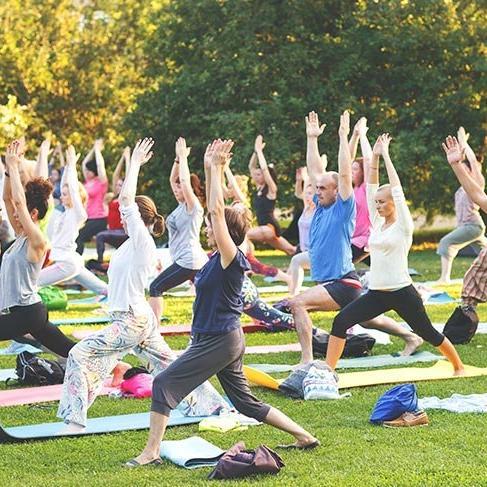 Dünyanın en iyi yoga festivalleri