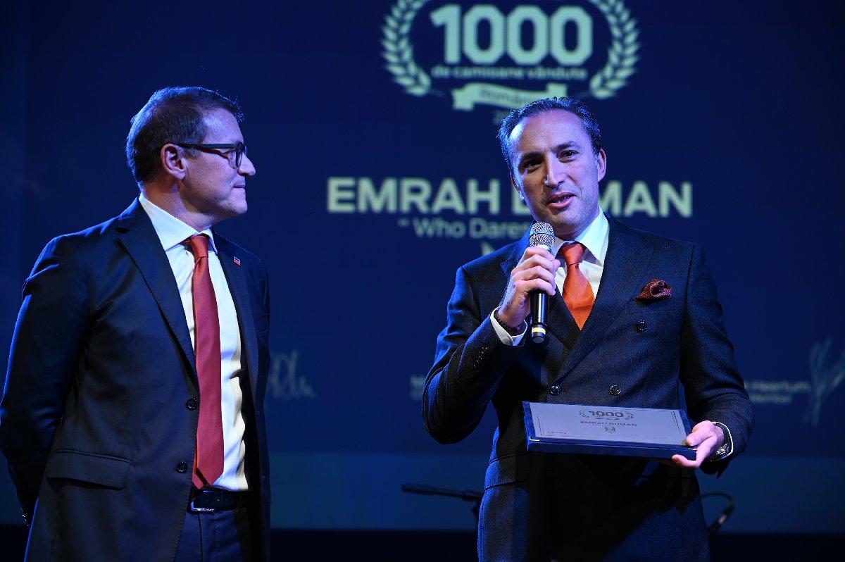 Ford Trucks Romanya'da 1000 adetlik satışa ulaştı!
