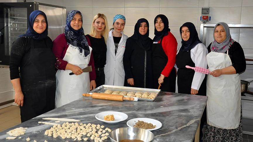Afyonkarahisar'da 41 kadından örnek davranış