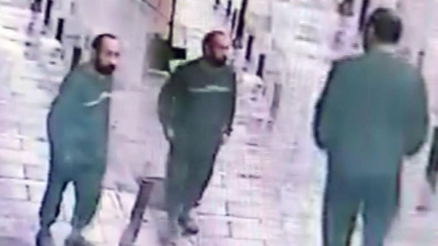 Ceren Özdemir'in katil zanlısı Özgür Arduç'un yeni görüntüleri ortaya çıktı