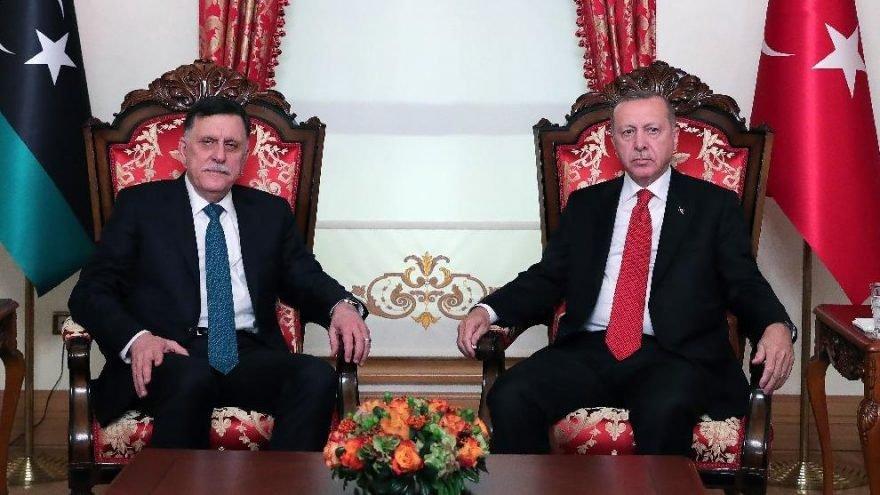Libya'yla anlaşma sonrası Akdeniz'de yeni hamle