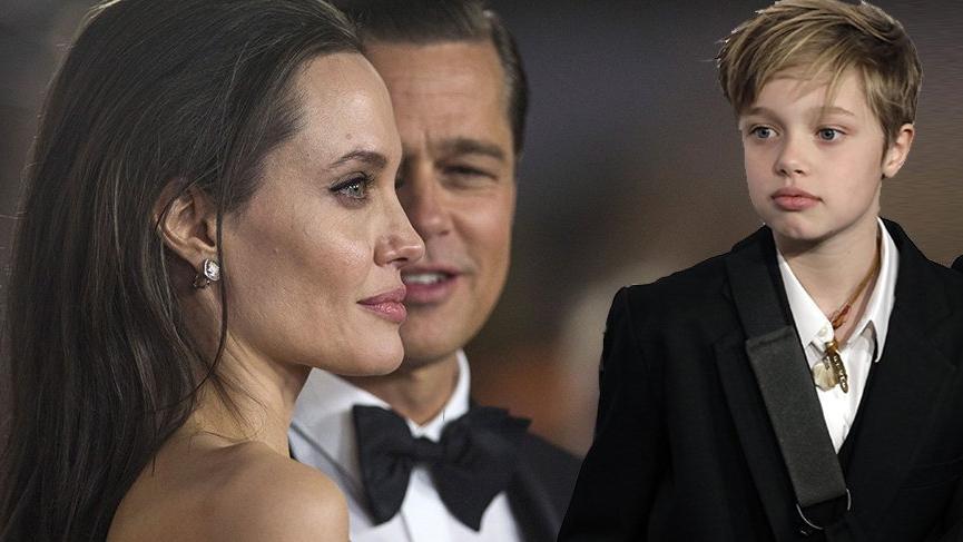 Angelina Jolie ve Brad Pitt'in kızı Shiloh cinsiyet değiştiriyor