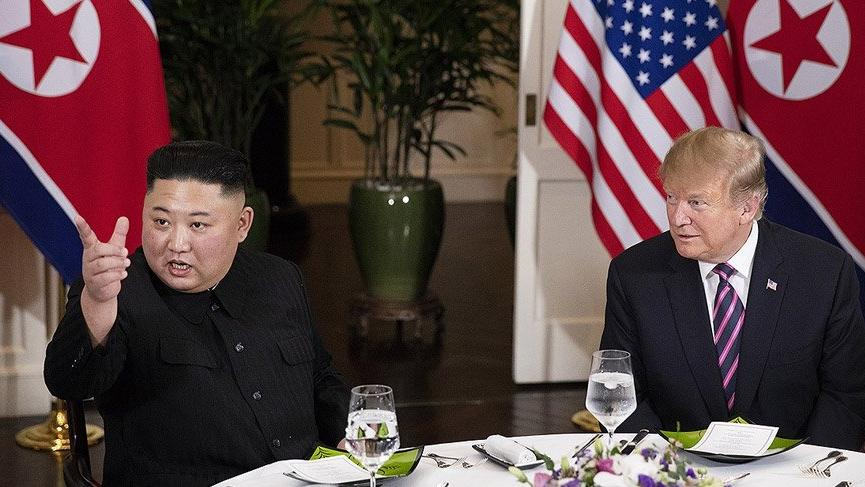 Kuzey Kore'den ABD'ye nükleer silah resti!
