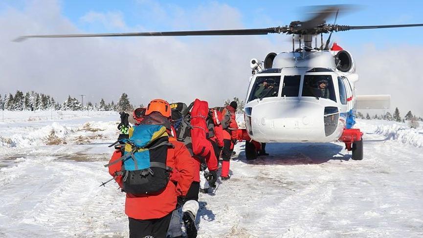 Uludağ'da kaybolan dağcılarla ilgili valilikten açıklama