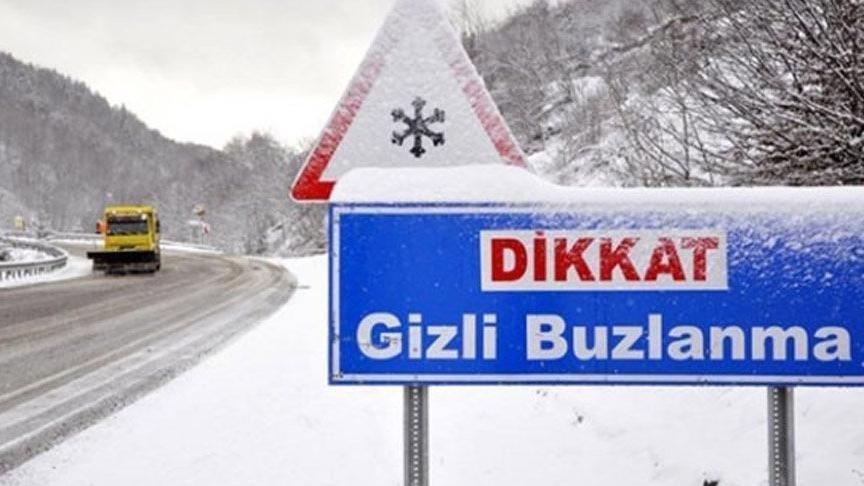 Meteoroloji'den don ve buzlanma uyarısı! Bu hafta hava nasıl olacak?