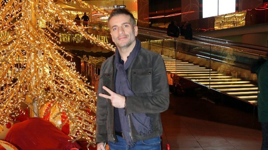 Murat Cemcir yeni yılı bekliyor