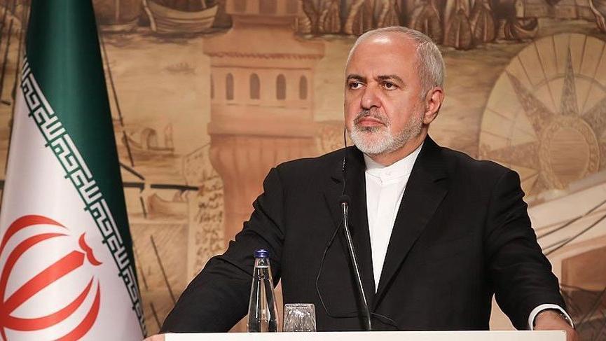 İran Dışişleri Bakanı Zarif'ten ABD açıklaması