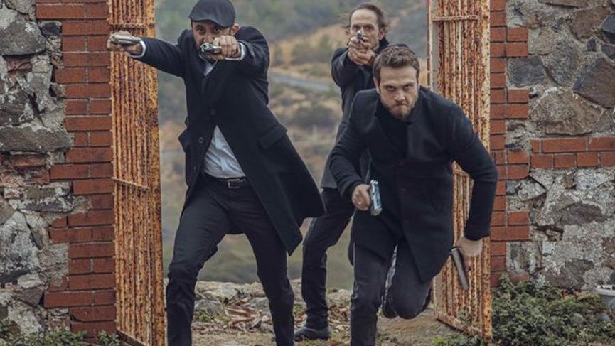 Çukur'da Koçovalı Kardeşler'den güldüren çatışma sahnesi!