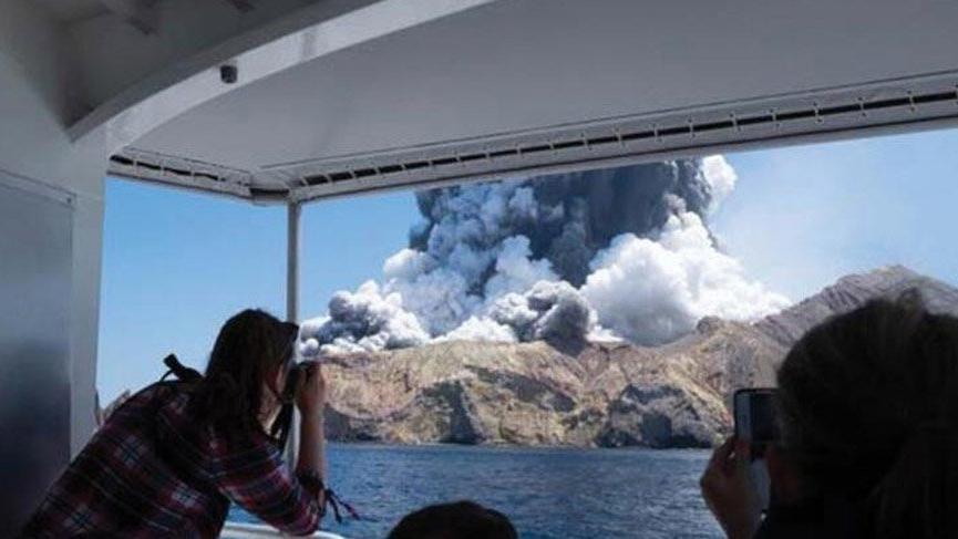 Whaakari Yanardağı patlamasından kötü haber
