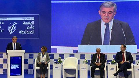 11. Cumhurbaşkanı Abdullah Gül: Otoriter rejimler sürdürülebilir değil