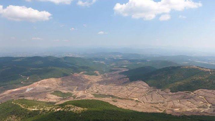 Kaz Dağları'ndaki maden şirketinden açıklama