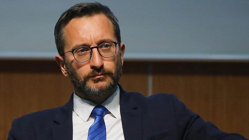 Fahrettin Altun'dan Erdoğan'ın 'teröriste ödül' sözlerine açıklama