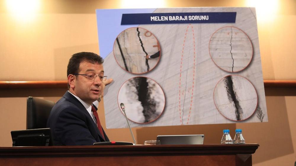 İBB Meclisi'nde Melen ve Kanal İstanbul gerilimi