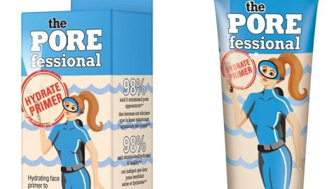 the POREfessional Hydrate Primer ile canlı ve pürüzsüz bir ten!