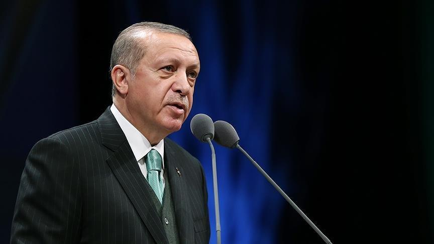 Cumhurbaşkanı Erdoğan'dan Nobel tepkisi