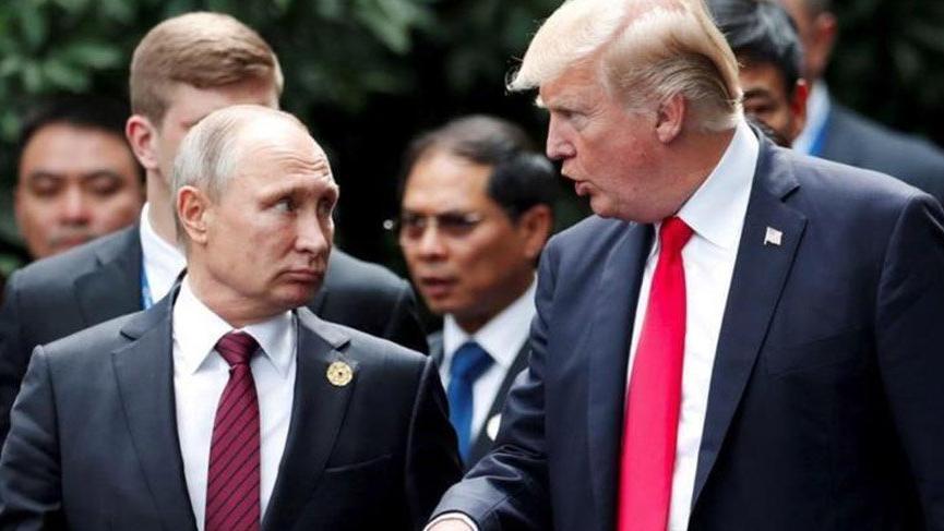 Beyaz Saray: 'Trump, Putin'i uyardı'