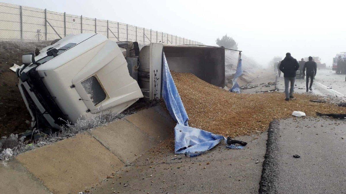 Kastamonu'da feci kaza: Bir çocuk üç kişi öldü